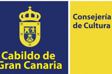 Logo Consejería de Cultura, Cabildo de Gran Canaria