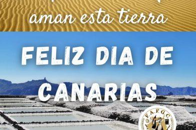 Felicitación día de Canarias 2021